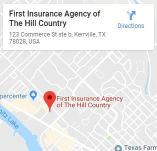 Comfort Location First Insurance Agency Of The Hill Country Inc